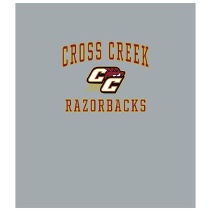 Cross Razorbacks Logo