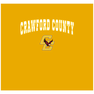 Crawford Eagles Wordmark