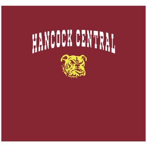 Hancock Bulldogs Wordmark