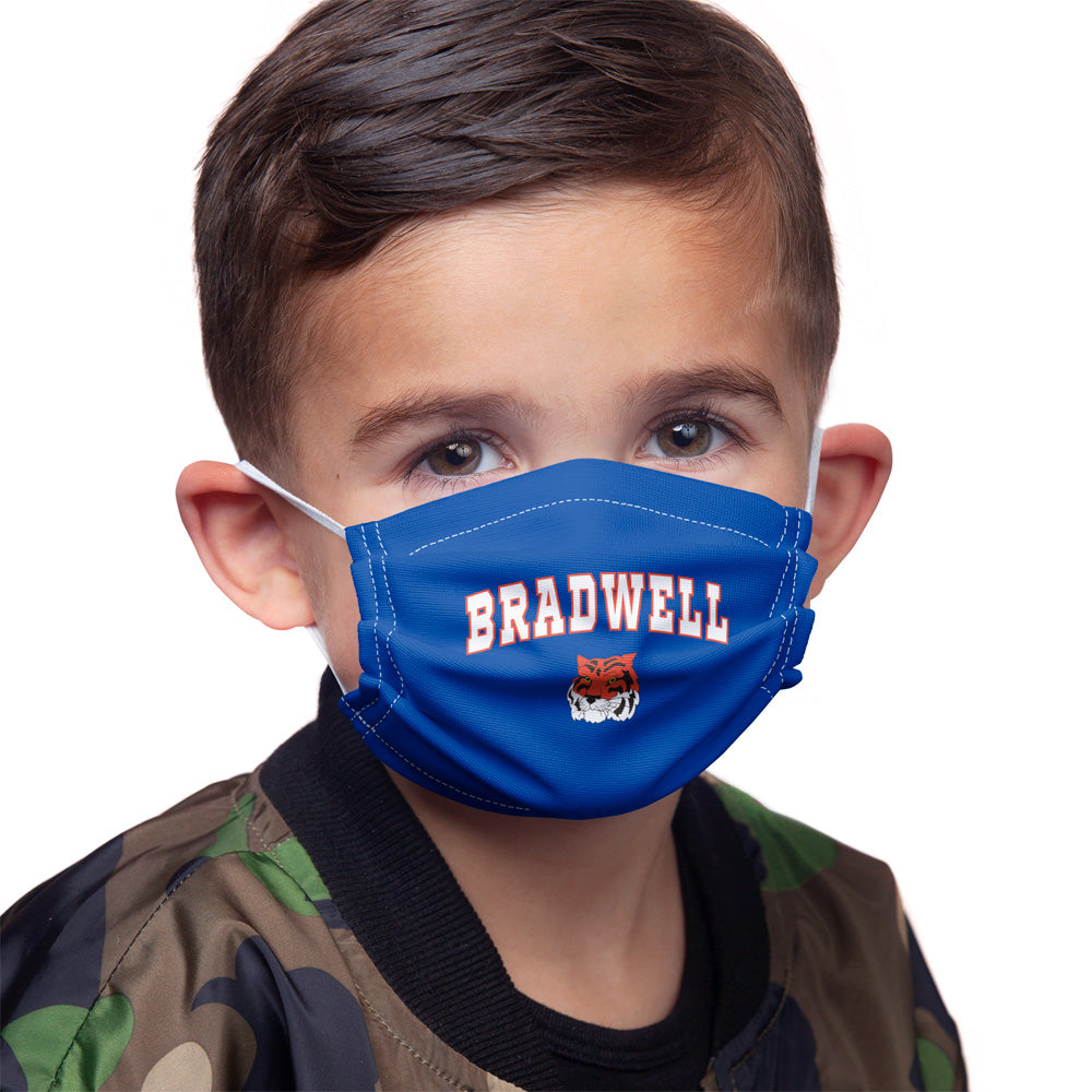 Bradwell Tigers Wordmark