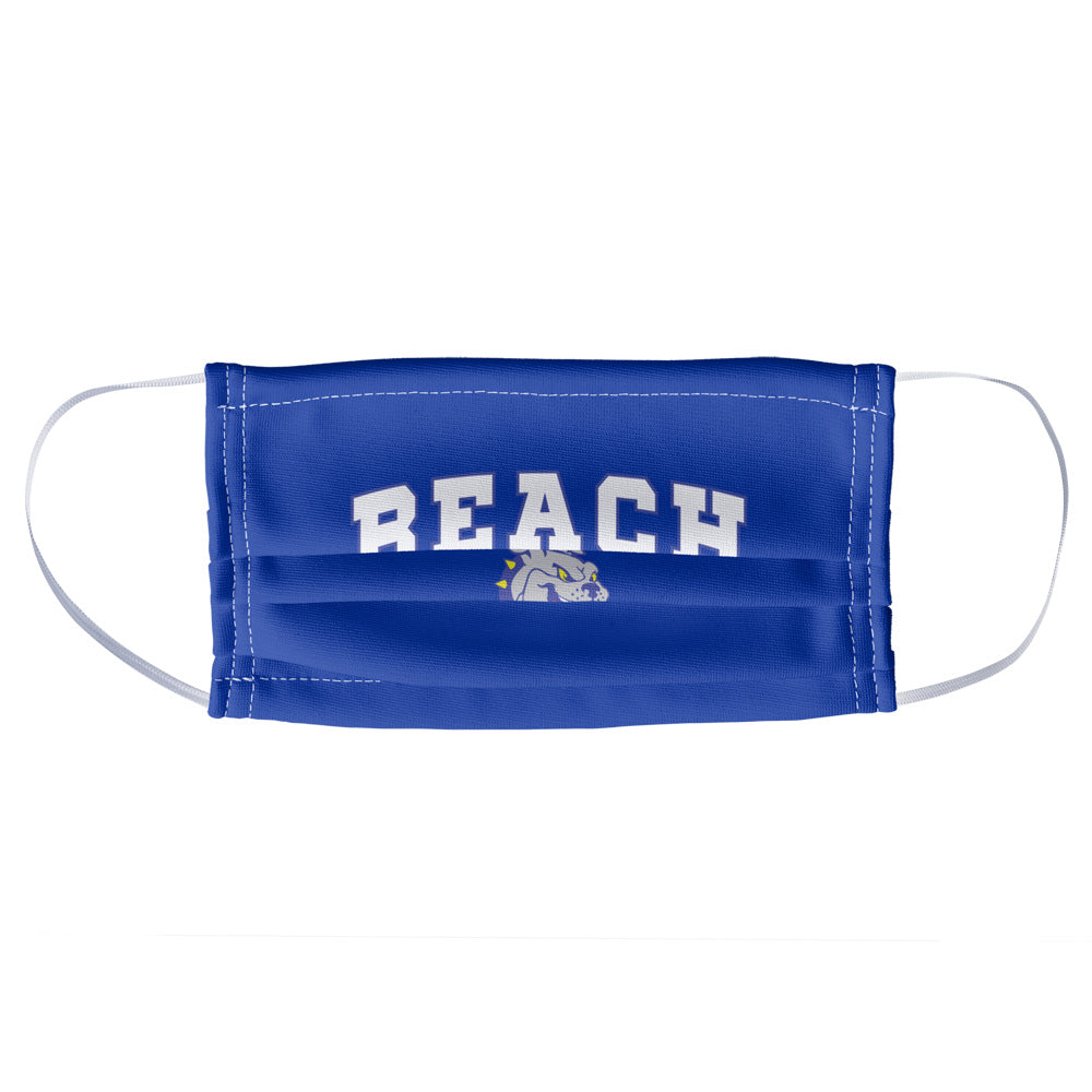 Beach Bulldogs Wordmark