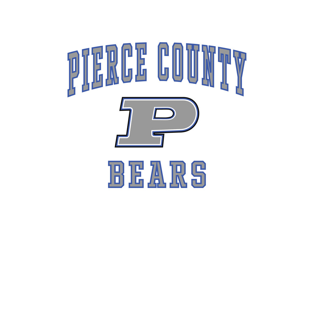 Pierce Bears Logo