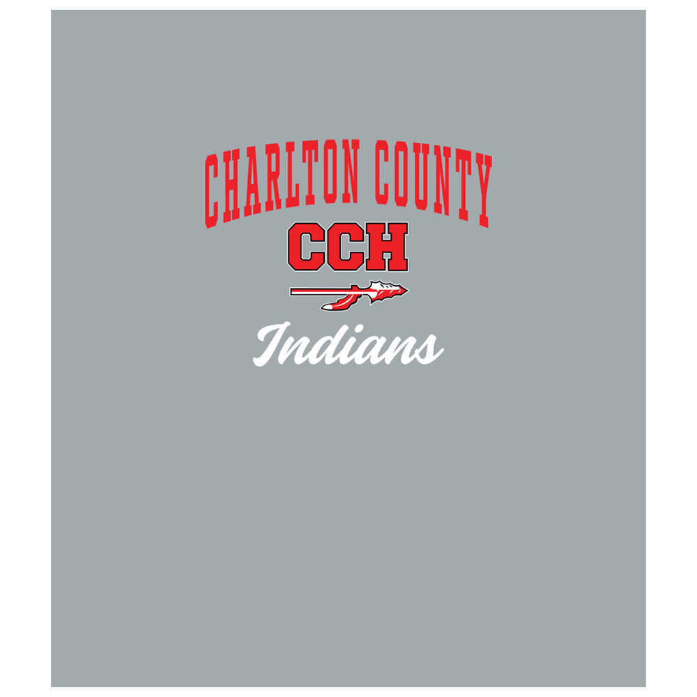 Charlton Indians Wordmark