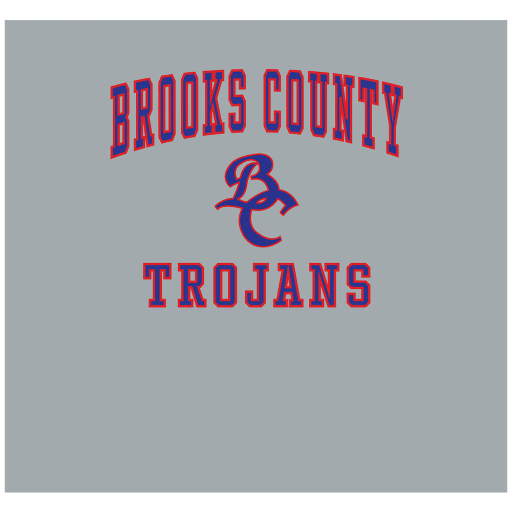 Brooks Trojans Logo