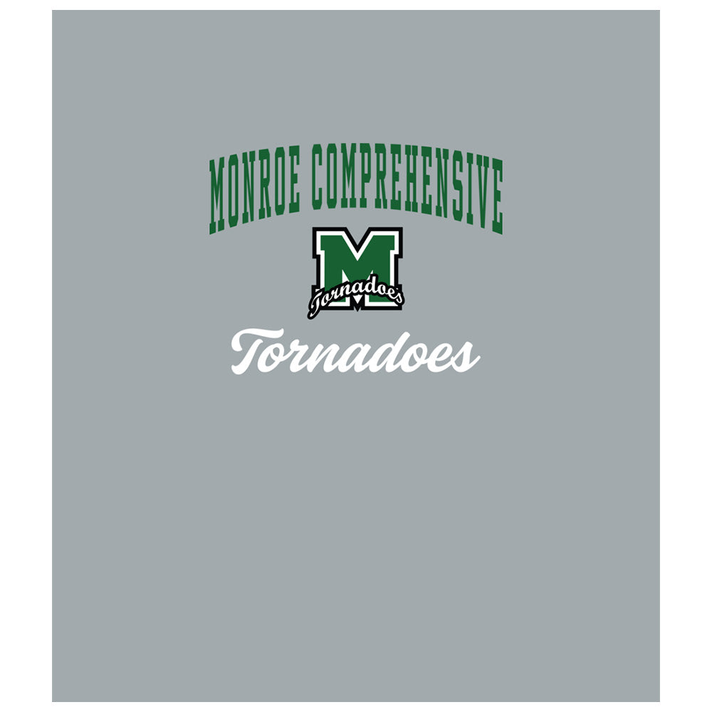 Monroe Golden Tornadoes Wordmark
