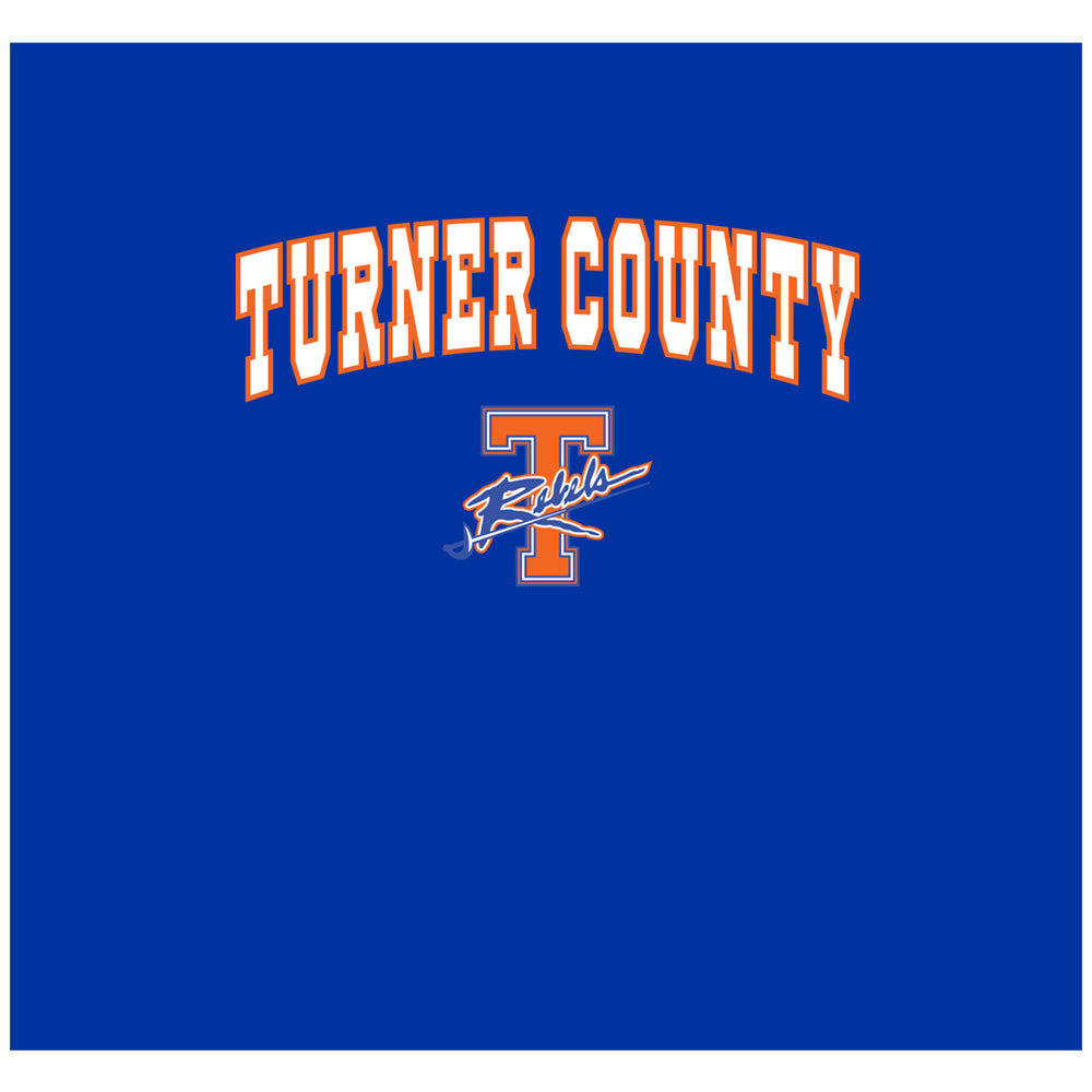 Turner Rebels Wordmark