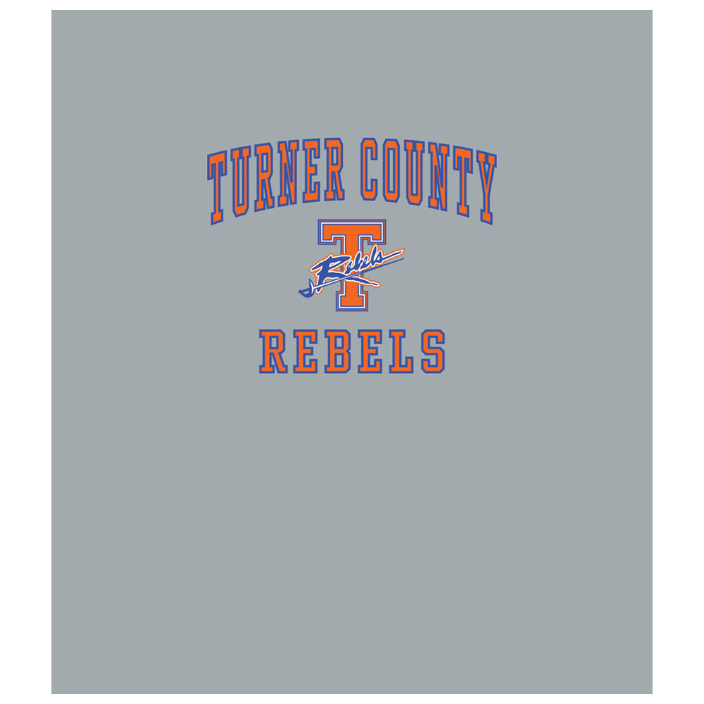 Turner Rebels Logo