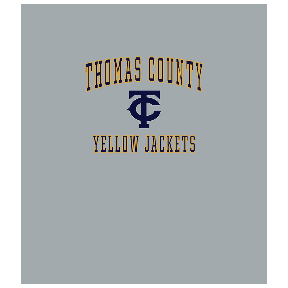 Thomas Yellow Jackets Logo