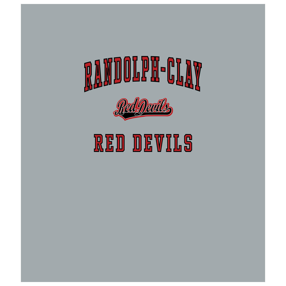 Randolph-Clay Red Devils Logo