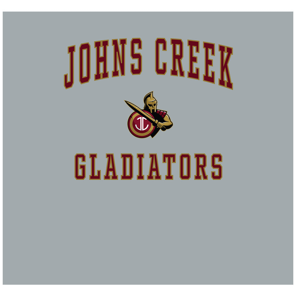 Johns Creek Gladiators Logo