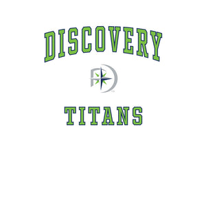 Discovery Titans Logo