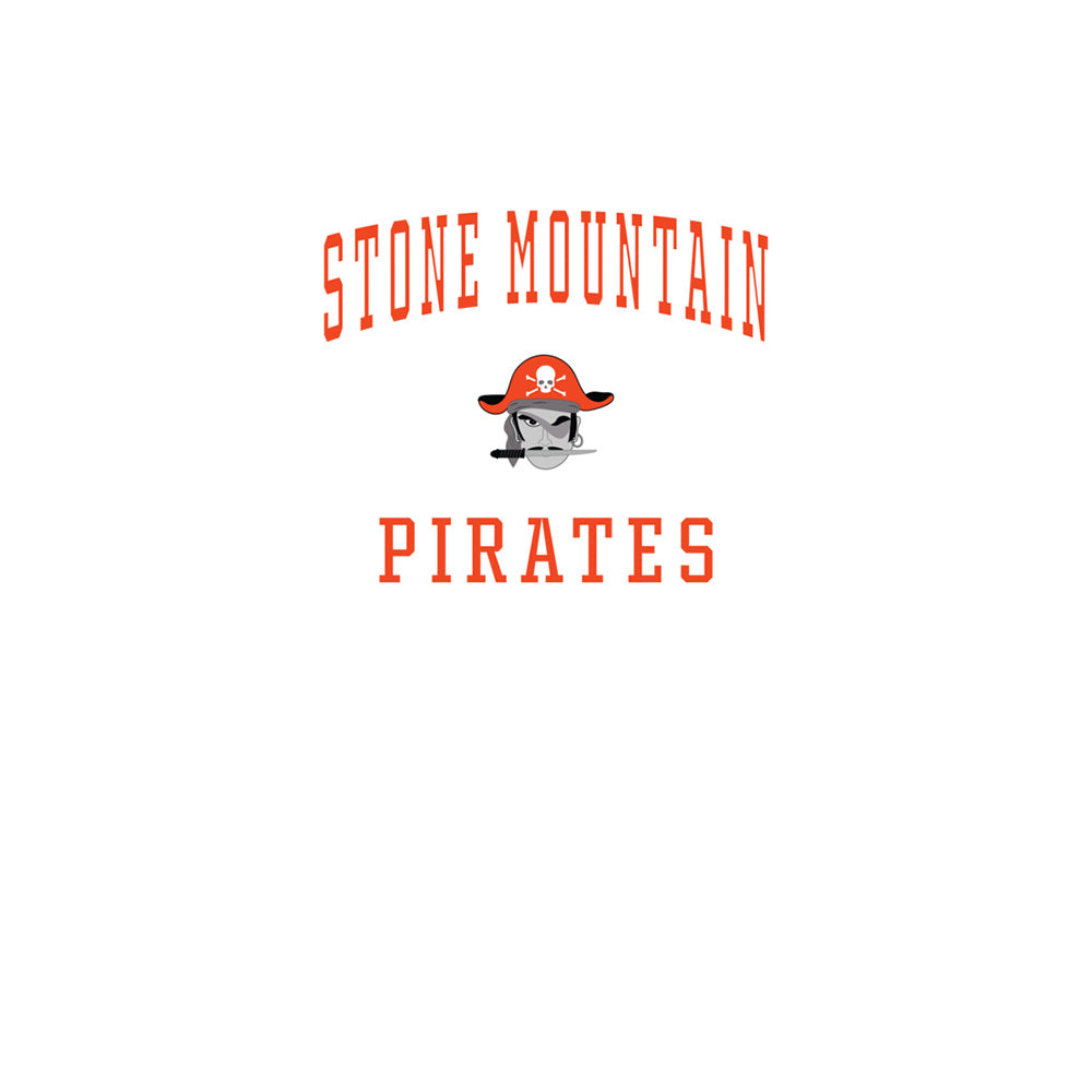 Stone Mountain Pirates Logo