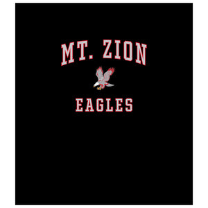 Mt. Zion Eagles Logo