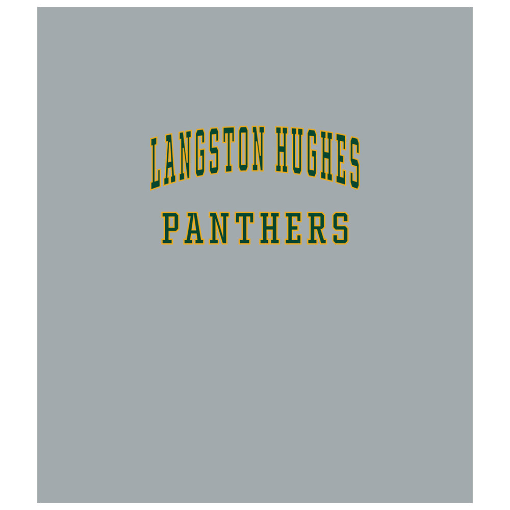 Langston Hughes Panthers Logo
