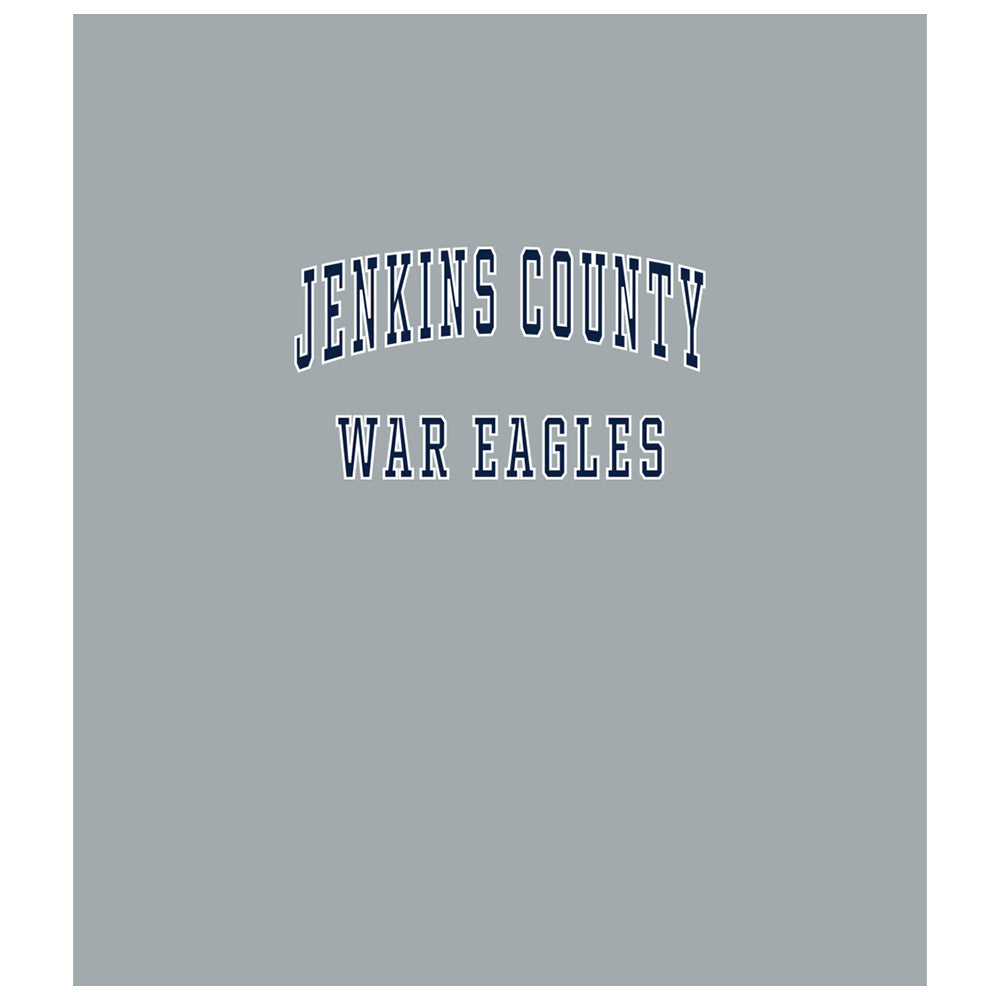 Jenkins County War Eagles Logo