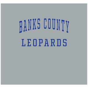 Banks County Leopards Logo