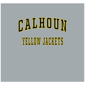 Calhoun Yellow Jackets Logo