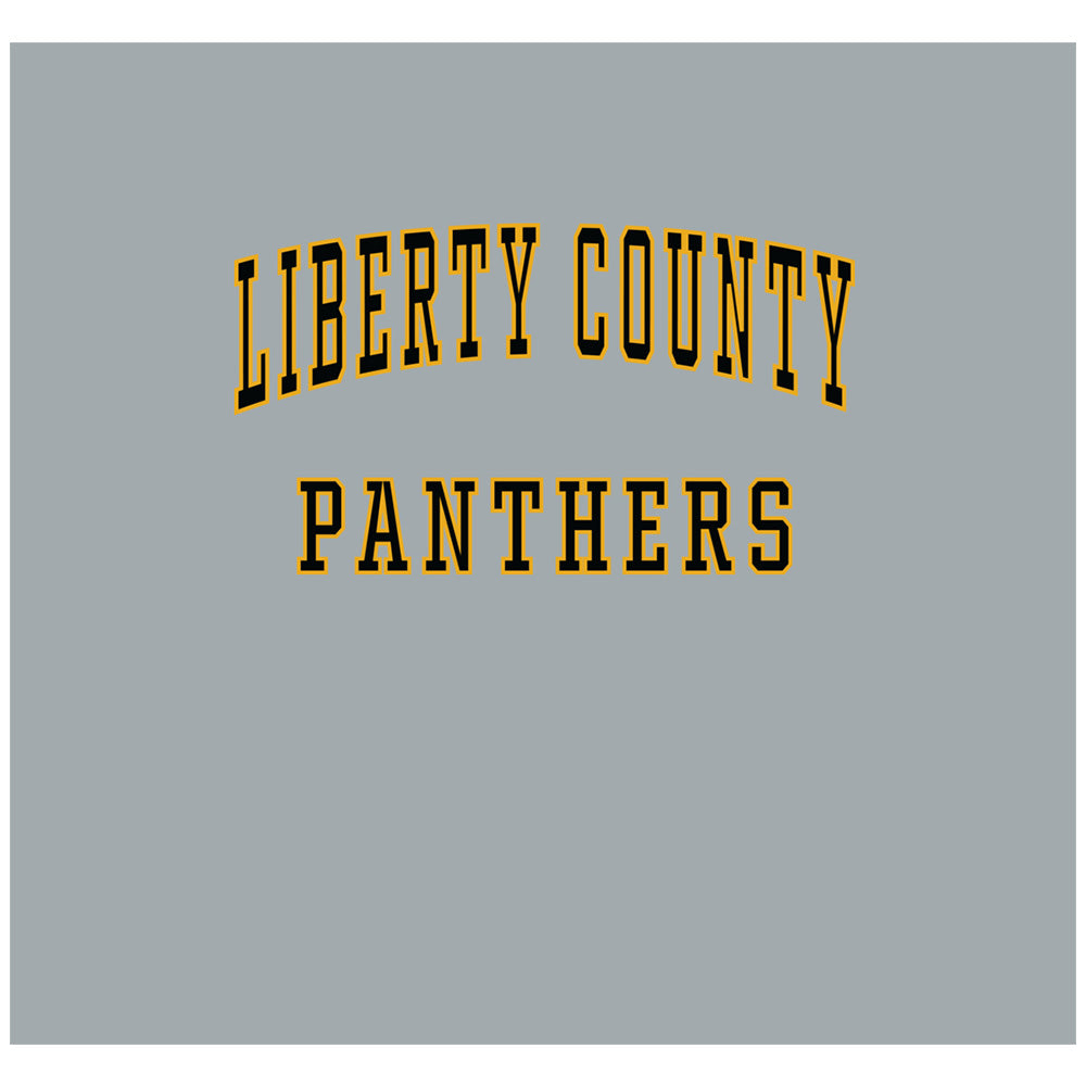 Liberty County Panthers Logo