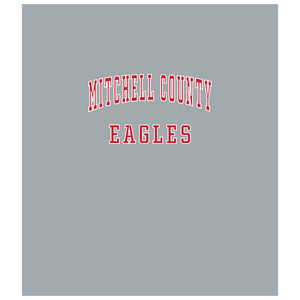 Mitchell County Eagles Logo