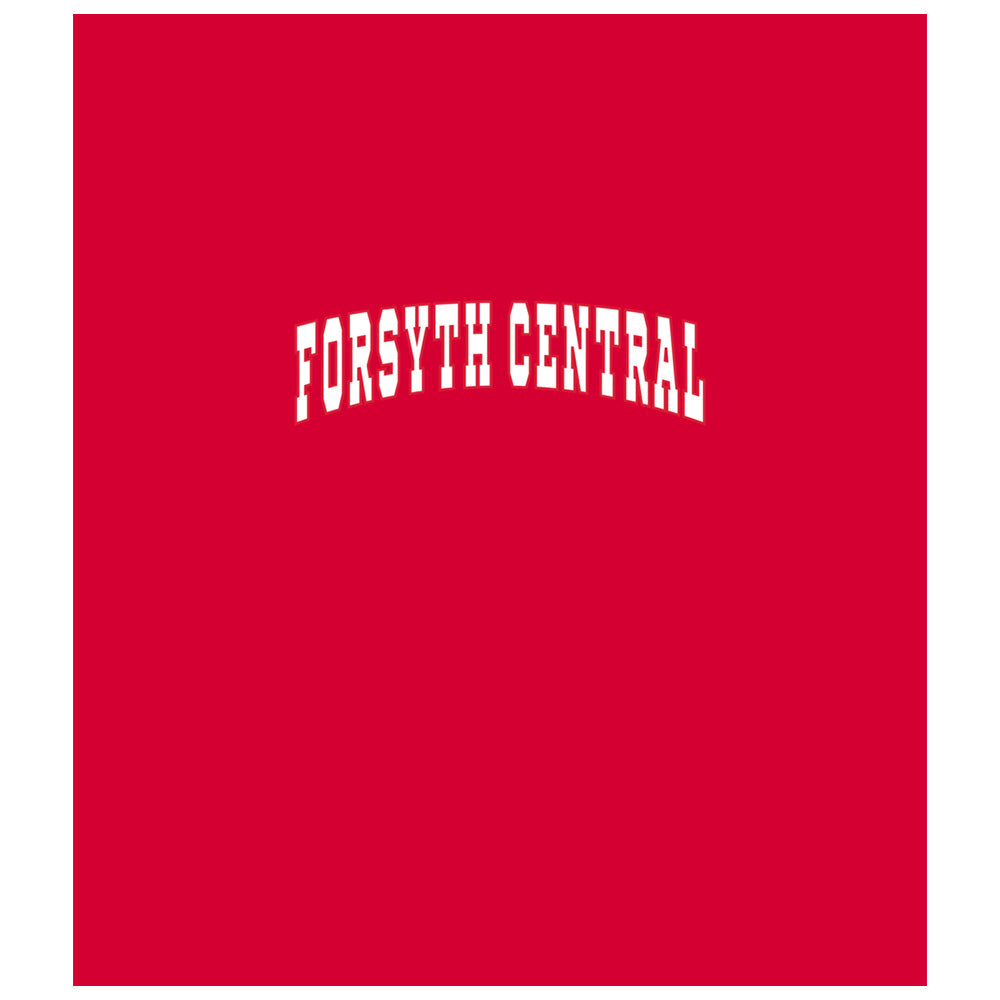 Forsyth Central Bulldogs Wordmark