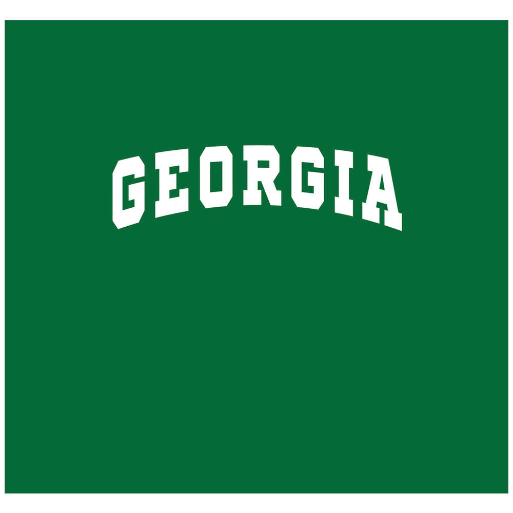 Georgia School for the Deaf Tigers Wordmark