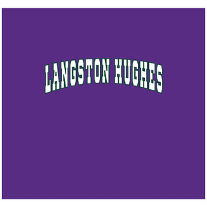 Langston Hughes Panthers Wordmark