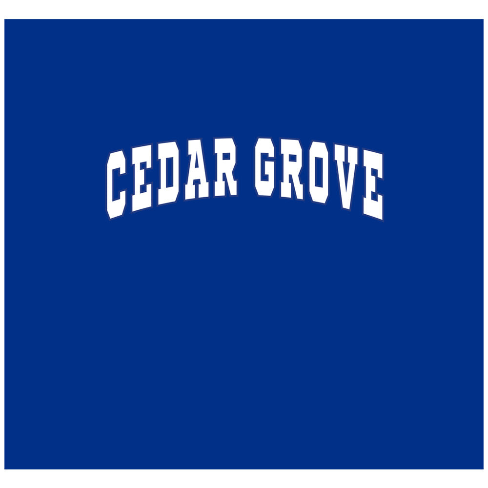 Cedar Grove Saints Wordmark