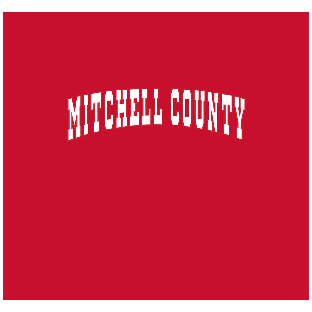 Mitchell County Eagles Wordmark