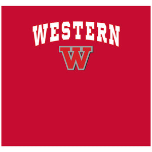Western High School Wildcats Wordmark