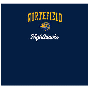 Northfield High School Nighthawks Wordmark