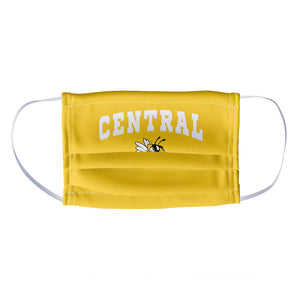 Central High School Yellowjackets Wordmark
