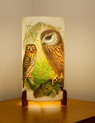 Table Lamp Morepork/Owl