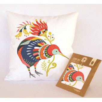 Cushion Cover Kiwi