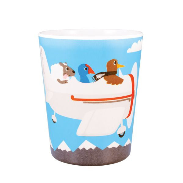 Going Places NZ Mountains - Melamine Cup