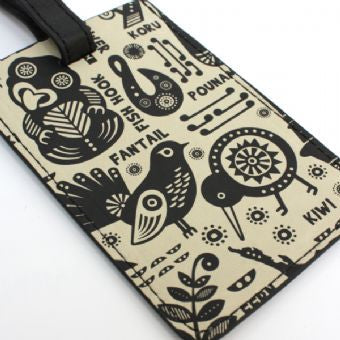 Earth Collection NZ Montage - Bag Tag