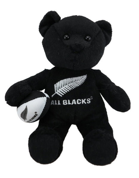 All Blacks Bean Bag Bear Black Haka