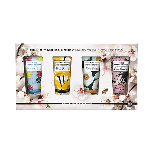 Gift Set Milk and Manuka Honey Hand Cream Collection