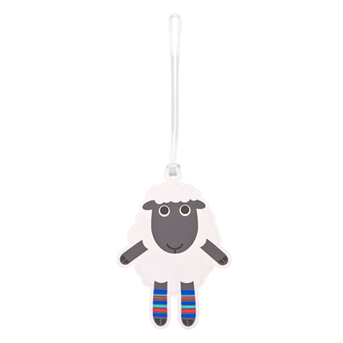 Dressed Up Sheep - Bag Tag
