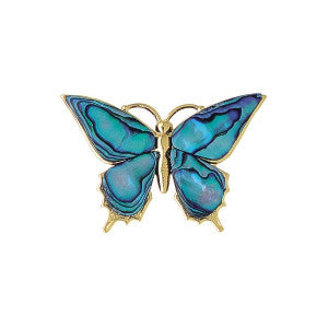 Paua Shell Brooch - GP716