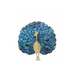 Paua Shell Brooch - GP791