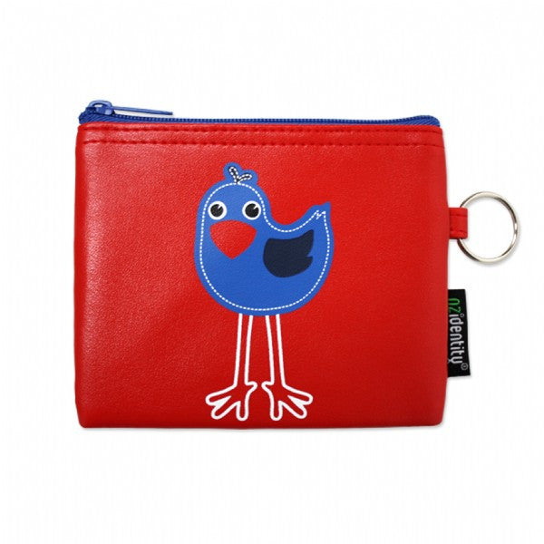 Kiwi Kids Pukeko- Coin Purse