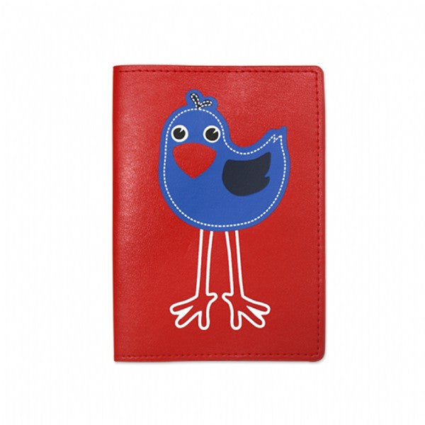 Pukeko Passport Holder