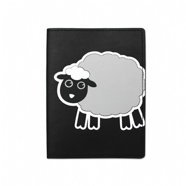 Kiwi Kids Sheep - Passport Holder