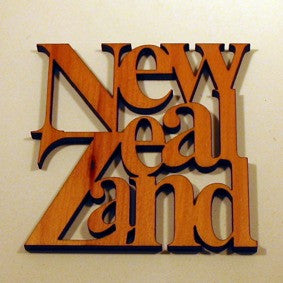 Real New Zealand Coaster