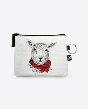 Coin Purse Pen Pals Sheep