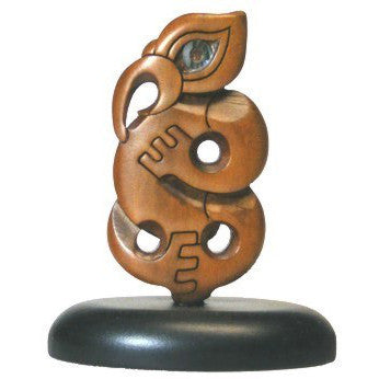 Manaia - Freestanding Carving