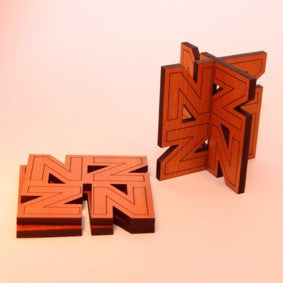 Square NZ Coasters