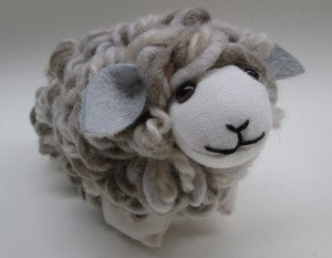 Textured Wool Loop Sheep With Sound