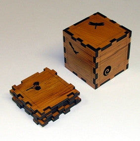 Cube Puzzle Coasters