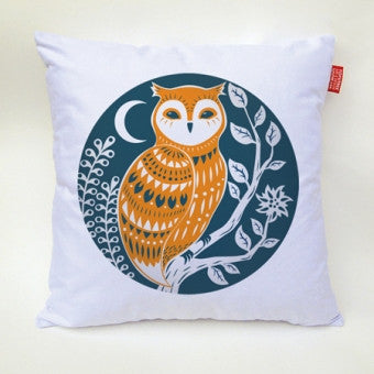 Cushion Cover 'Owl'